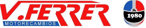 Moto Recambios VFERRER, S.L. Logo