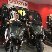 Yamaha TMAX vendidas en VFerrer Valencia