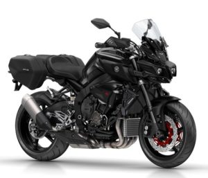 2017 Yamaha MT10 Tourer edition