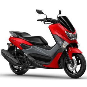 2017 Yamaha NMAX Roja Vferrer roja en VFERRER