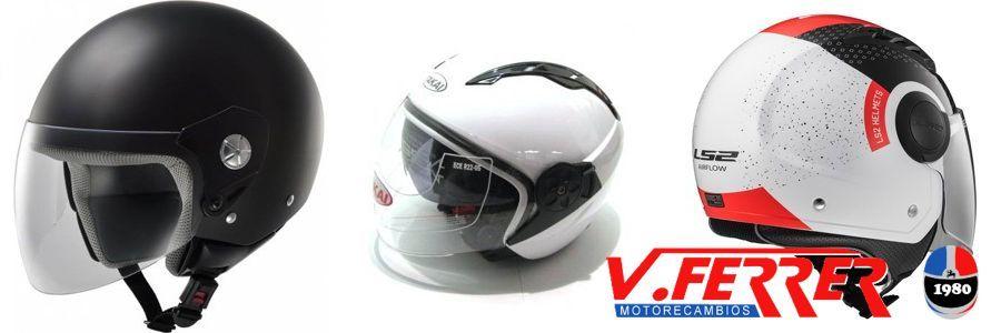Llevate uno de estos cascos por la compra de una yamaha NMAX 125 en VFerrer