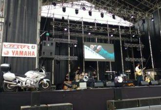 Concierto fallas Vferrer Yamaha