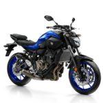 Yamaha MT 07 2017