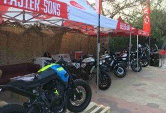 Motos Faster Sons VFerrer en L'Eliana
