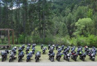 motos participantes supertenere Yamaha Vferrer