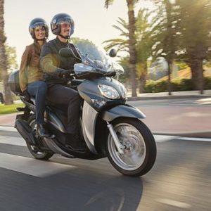 Llévate ahora una Yamaha Xenter 125 con promoción.