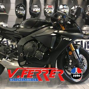 Tenemos la Yamaha R1 en nuestro concesionario VFerrer de Valencia