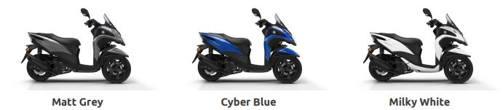 Movilidad con 3 ruedas con la Yamaha Tricity 2018