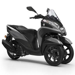Nuevos colores en la Yamaha Tricity del 2018