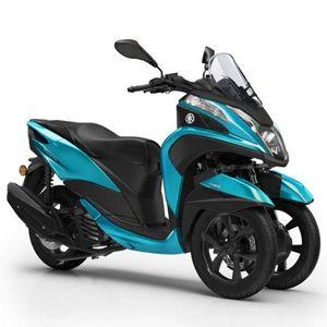Yamaha Tricity es una nueva opcion de movilidad