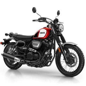 El manillar estilo Scrambler de la SCR950 te encantaraLlevate tu Yamaha SCR950 en VFerrer Gandia