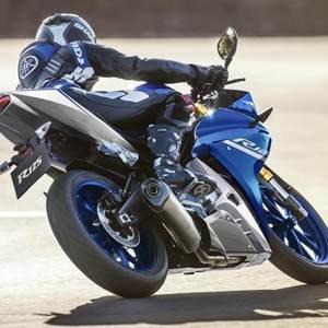 Hazte con tu Yamaha YZF-R125 en VFerrer Gandia
