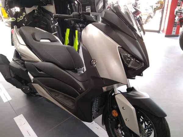 Novedad Yamaha X-MAX 400 2018 en VFerrer Valencia