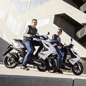 En VFerrer Gandia tenemos la Yamaha Aerox R que buscas