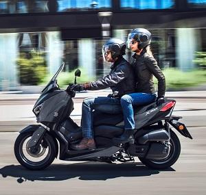 Yamaha XMAX 125 en VFerrer
