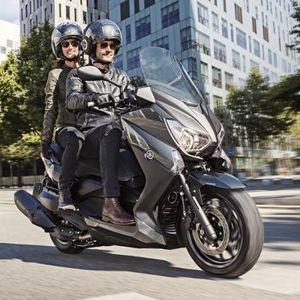 Yamaha XMAX 400 en VFerrer Gandia