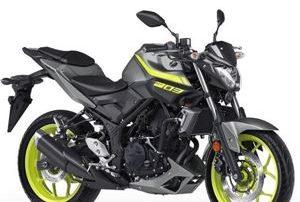 2018 Yamaha MT-03 en VFerrer Alzira