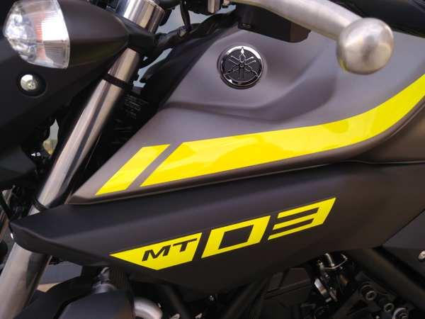 Ven a probar la nueva Yamaha MT03 en VFerrer
