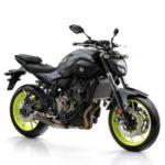 Consigue la Yamaha MT-07 en tu concesionario VFerrer Valencia