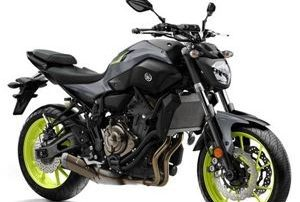 Consigue la Yamaha MT07 en VFerrer Alzira