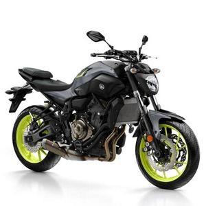 Tu nueva Yamaha MT-07 en VFerrer Alzira