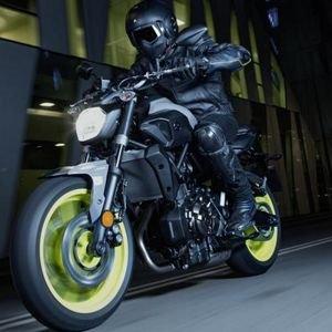 Consigue tu Yamaha MT07 en Valencia