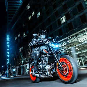 Consigue tu Yamaha MT07 2021 en