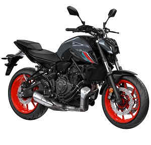 Consigue la Yamaha MT07 2021 en VFerrer