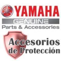 Equipa tu moto con accesorios originales Yamaha para protegerla