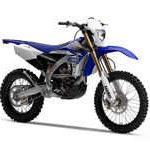 2017 Yamaha WR250F EU Racing Blue de prueba en VFerrer