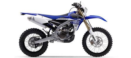 2017 Yamaha WR250F en VFerrer Gandia