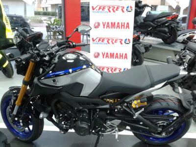 2018 Yamaha MT-09 SP en VFerrer Gandia
