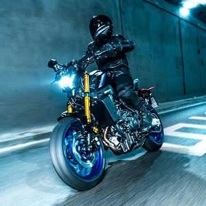 Nueva Yamaha MT 09 SP más elegante en VFerrer