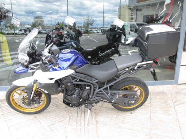 Triumph Tiger 800 ABS 2014 moto usada en VFerrer