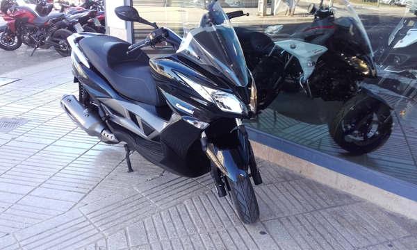Moto usada Kawasaki J 300 ABS en VFerrer