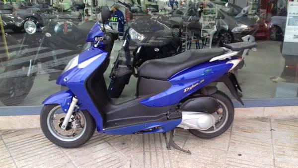 HONDA DYLAN 125 moto usada en VFerrer