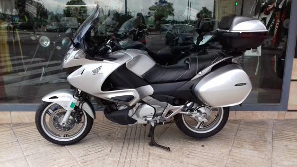 Honda NT 700 V Deauville ABS moto usada en VFerrer