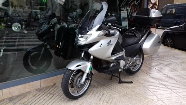 Honda NT 700 V Deauville ABS de ocasion en VFerrer