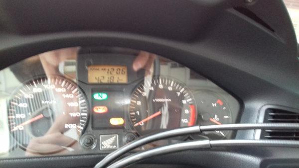 Honda NT 700 V Deauville ABS de segunda mano en VFerrer
