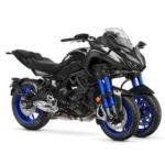 Yamaha Niken MXT850 con tres ruedas que permiten un gran control y agilidad