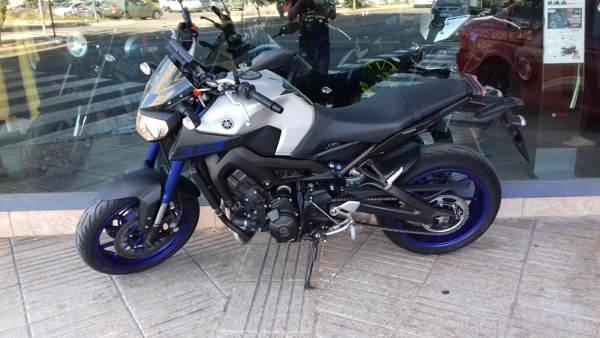 Yamaha MT-09 ABS 2016 de segunda mano en VFerrer