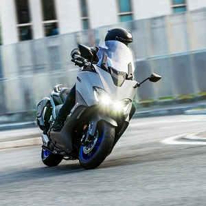 Yamaha TMAX en VFerrer