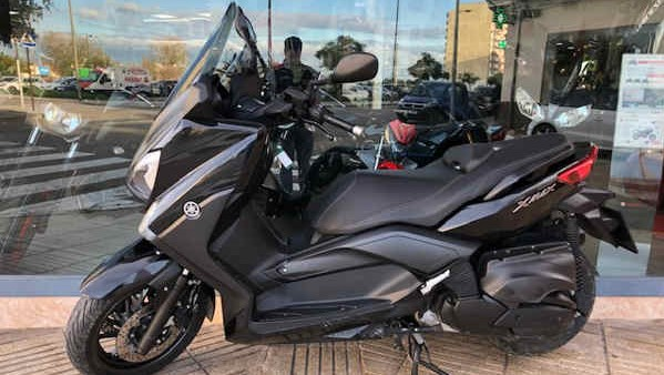 YAMAHA X MAX 400 ABS moto usada en VFerrer