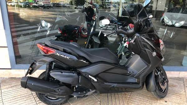 YAMAHA X MAX 400 ABS de ocasion en VFerrer