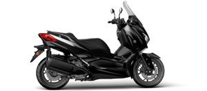 Nueva versión de la XMAX 300 - Edicion Iron Max