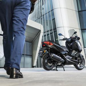 2019 Yamaha XMAX300ASP EU Sword Grey