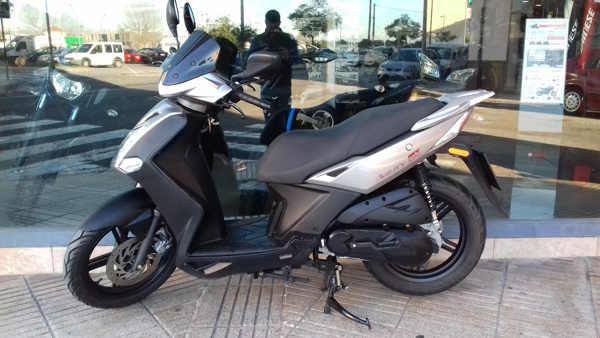 KYMCO Agility CITY 125 2016 scooter de ocasion en VFerrer