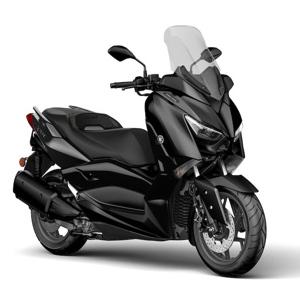 Descubre las novedades de la Yamaha XMAX 300 IRON MAX