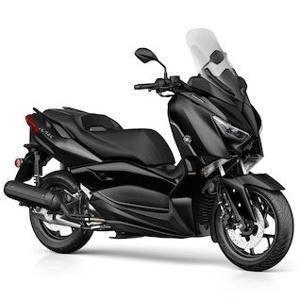 Yamaha XMAX 125 IRON MAX calidad premium con acabado moderno