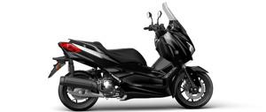 Yamaha XMAX 125 IRON MAX comodidad y potencia con poco consumo